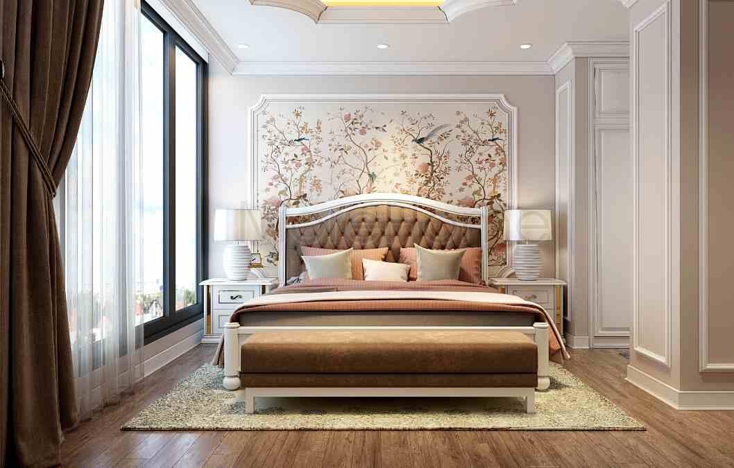 Thiết kế nội thất phòng ngủ khách sạn 3 sao đẳng cấp, chuyên nghiệp